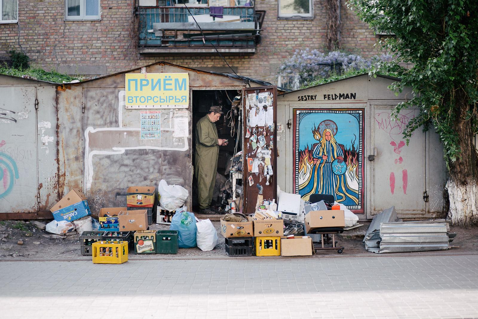 KIEV – Standby