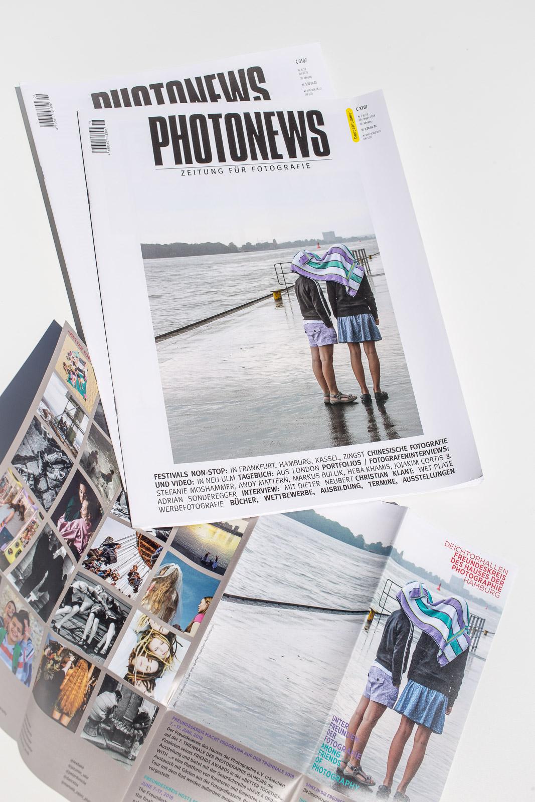 Zeitschrift PHOTONEWS