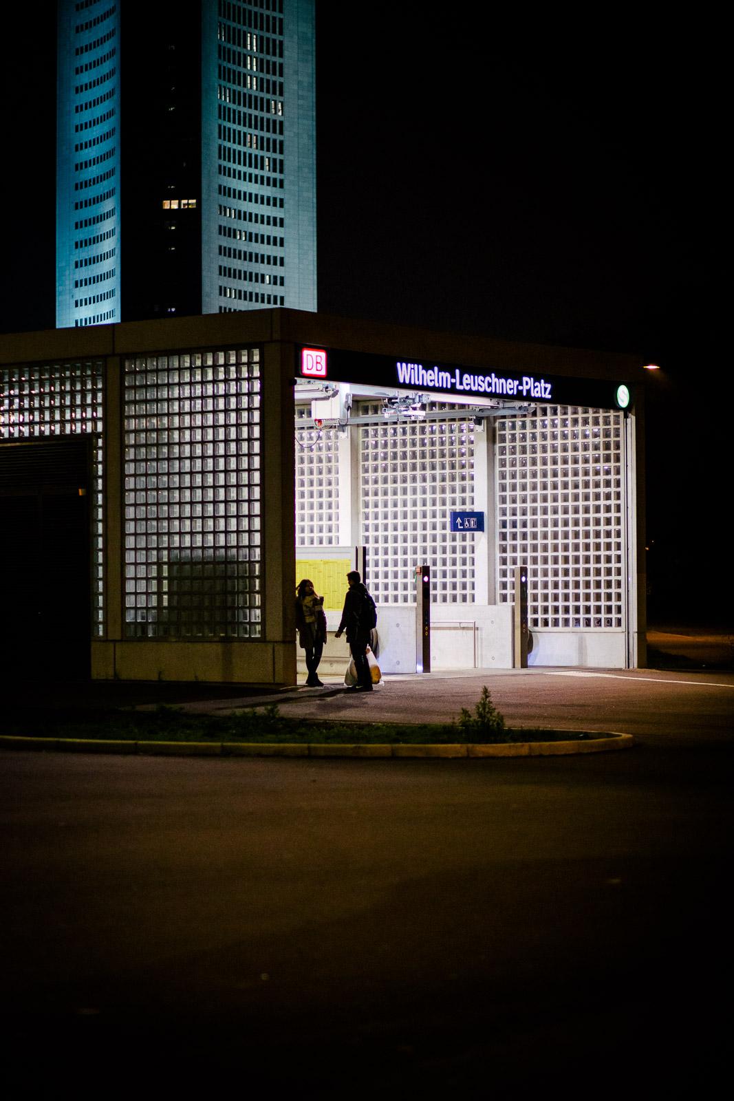 LEIPZIG, Bahnhofsromantik